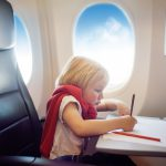 Airplane Travel Tips for kids